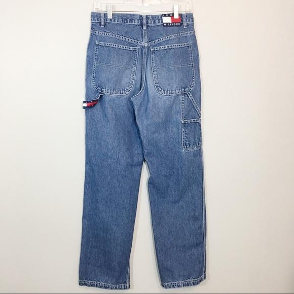 04bbad7d Tommy Hilfiger Jeans   Vintage 90s Carpenter 733   Poshmark